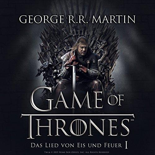 Hörbücher George R. R. Martin - Games of Thrones - Das Lied von Eis und Feuer