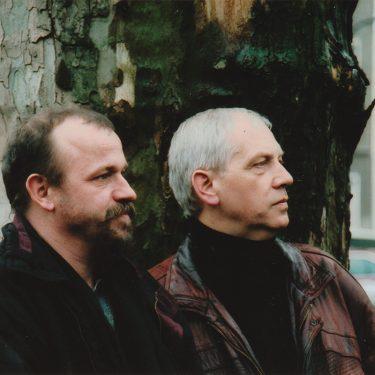 Pianist Erik Kross und Singer-Songwriter Reinhard Kuhnert