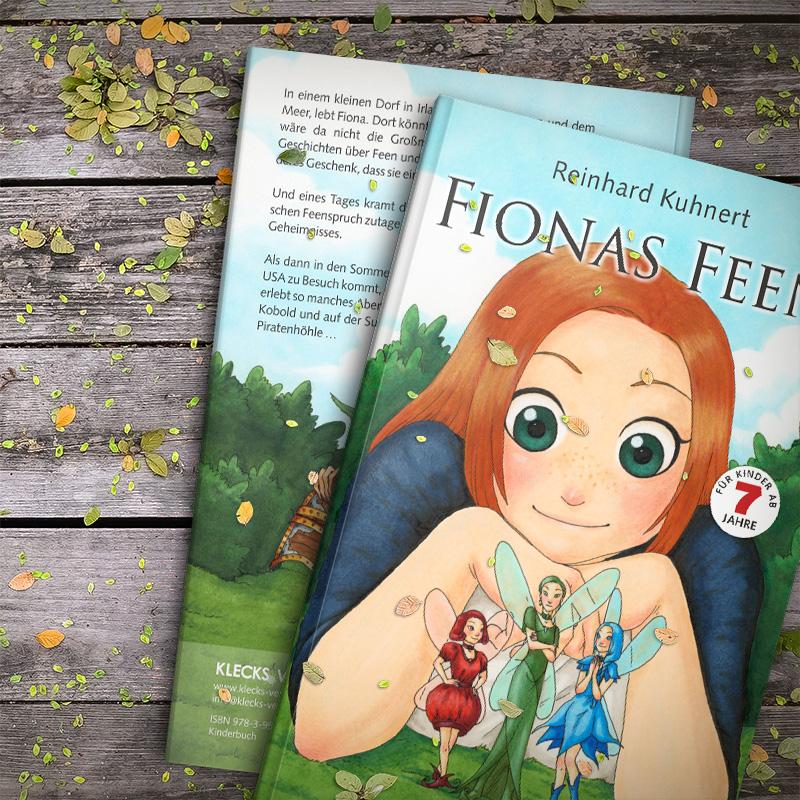 Kinderbuch Fionas Feen von Reinhard Kuhnert
