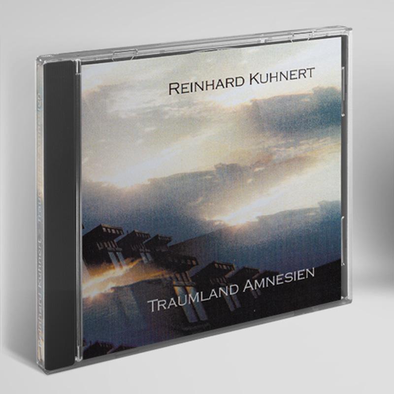"""CD """"Traumland Amnesien"""" - Lieder und Texte von Reinhard Kuhnert"""