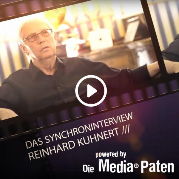 Mediapaten Interview mit Reinhard Kuhnert